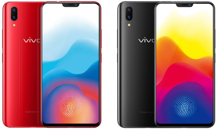 Vivo X21 ya se encuentra disponible en China