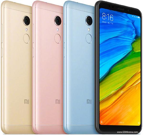 Xiaomi lanza su Redmi 5 en la India