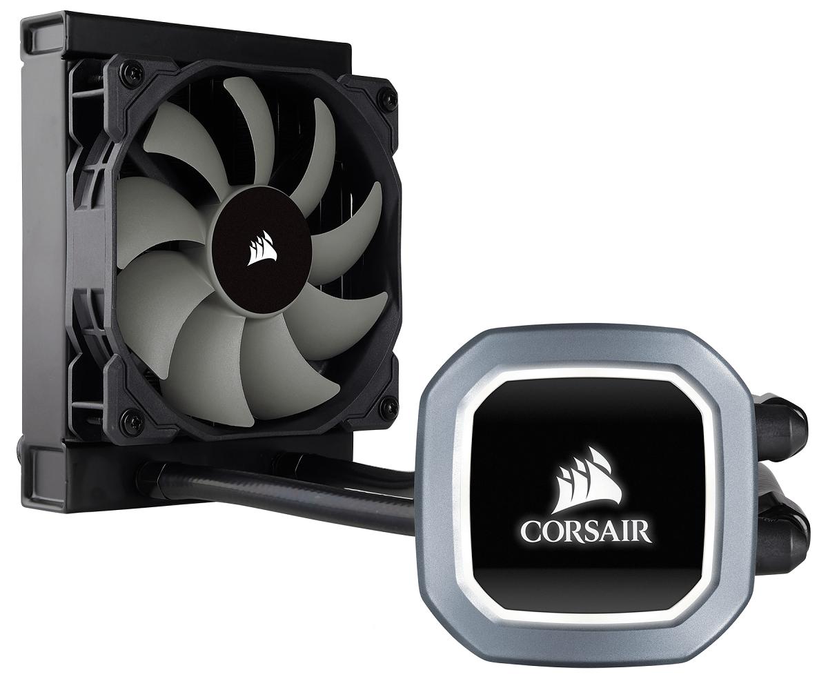 NP: CORSAIR lanza el nuevo refrigerador líquido Hydro Series H60 para CPU