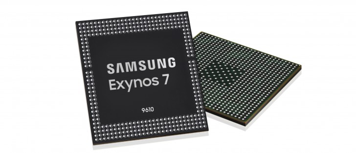 Samsung presenta EXYNOS 7 9610