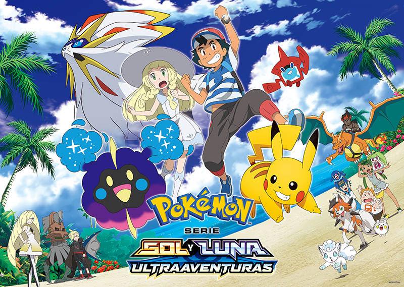 Nueva temporada de la serie de dibujos animados Pokémon