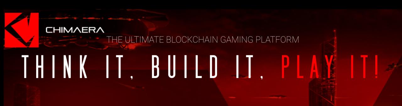 NP: La Plataforma Chimaera lleva a la industria del videojuego la implementación de las criptomonedas y la tecnología blockchain