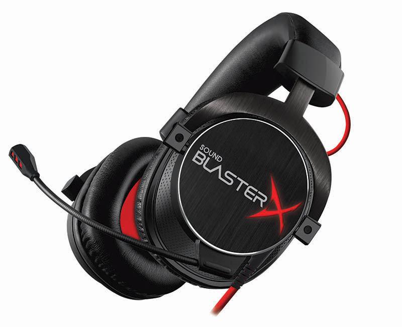 NP: FINAL FANTASY XV WINDOWS EDITION recomienda Creative Sound BlasterX