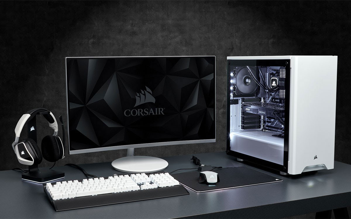 NP: CORSAIR lanza el chasis para PC Carbide Series 275R