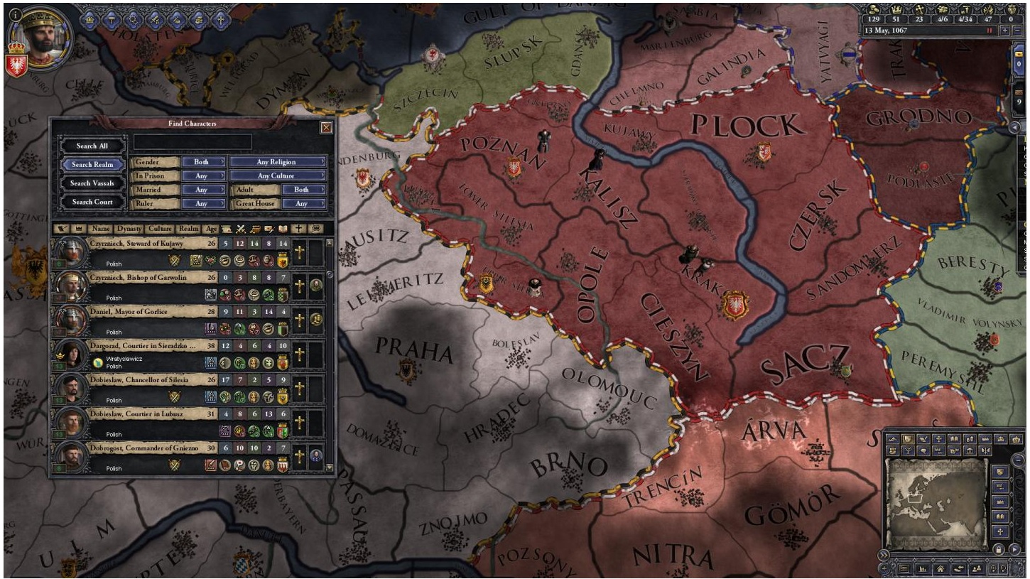 Crusader Kings II, disponible en Steam de forma gratuita