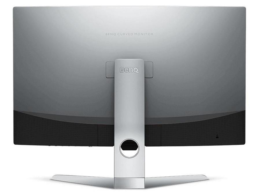 """BenQ lanza EX3203R: un imponente monitor curvo de 31,5"""", 144 Hz y AMD FreeSync 2"""