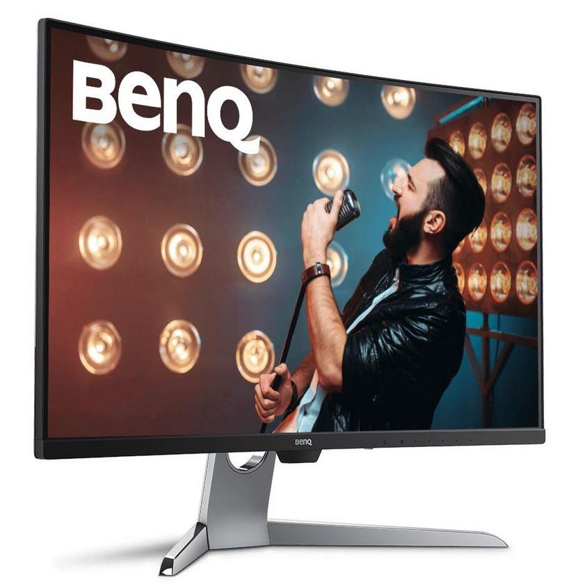BenQ lanza EX3203R: Un imponente monitor curvo de 31,5″, 144 Hz y AMD FreeSync 2