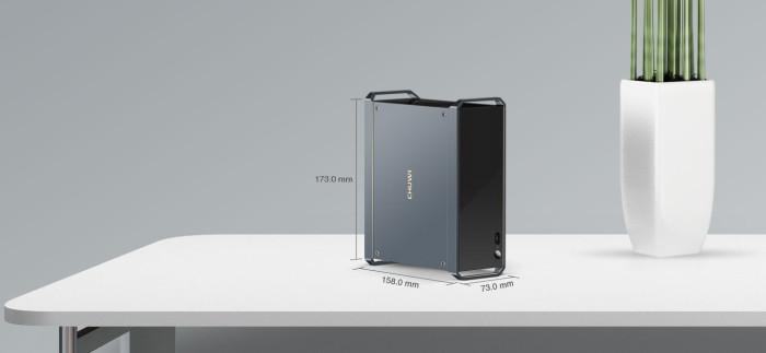 Chuwi HiGame, un Mini PC Gaming con CPU Kaby Lake-G