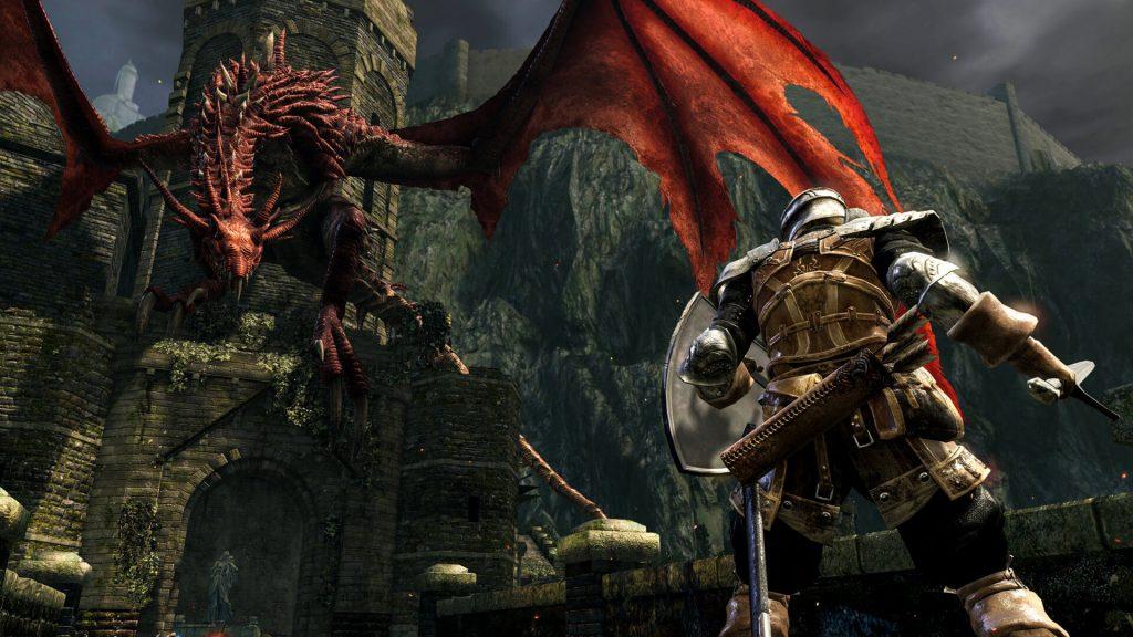 Primeras capturas oficiales de Dark Souls: Remastered