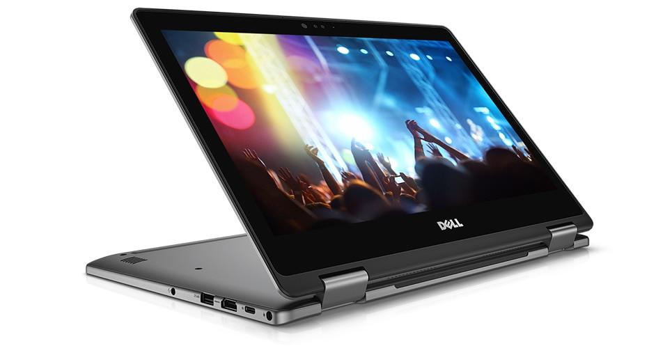 Dell lanza sus nuevos convertibles Inspiron 13 7000 con AMD Ryzen