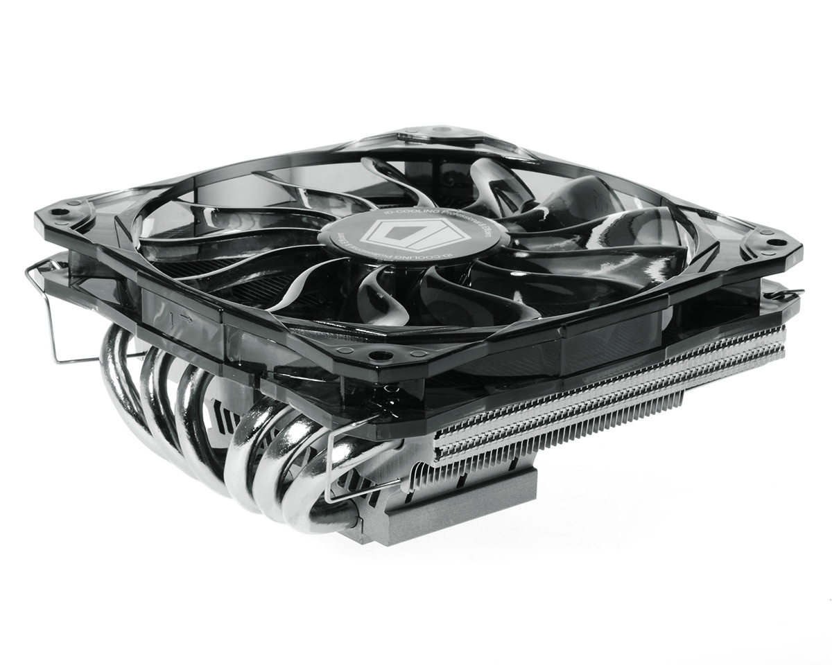 ID-Cooling lanza su nuevo disipador low-profile IS-60