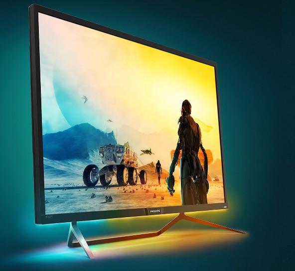 Philips lanza Momentum 436M6VBPAB: Imponente monitor 4K con DisplayHDR 1000 y Active Sync