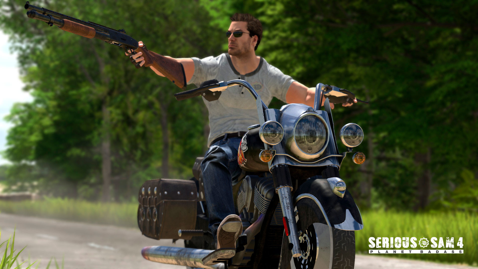 Nuevo teaser trailer de Serious Sam 4: Planet Badass