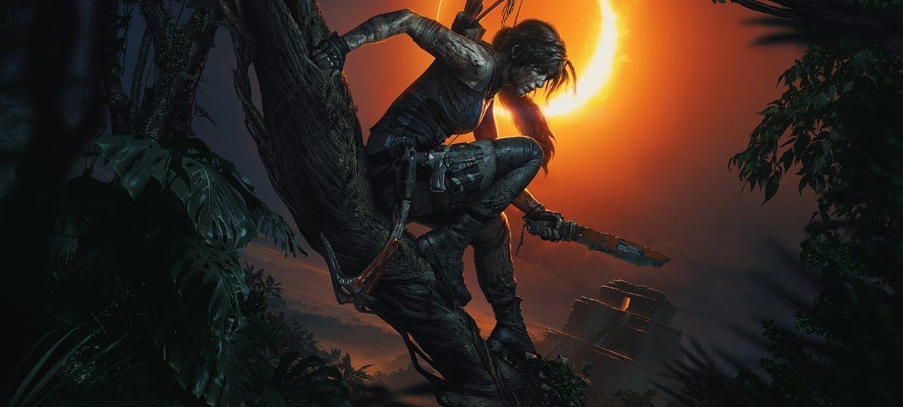 NP: Square Enix y NVIDIA anuncian su colaboración en Shadow of the Tomb Raider