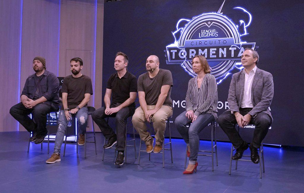 NP: Riot Games presenta el Circuito Tormenta