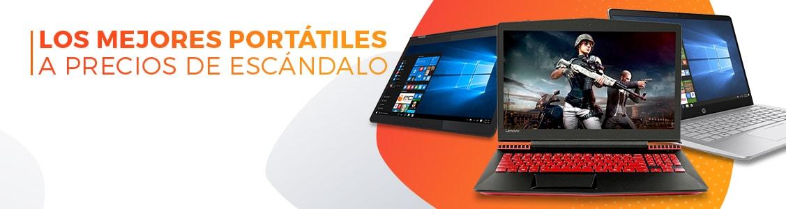 Ofertas: Los mejores portátiles a precios de escándalo en PCComponentes
