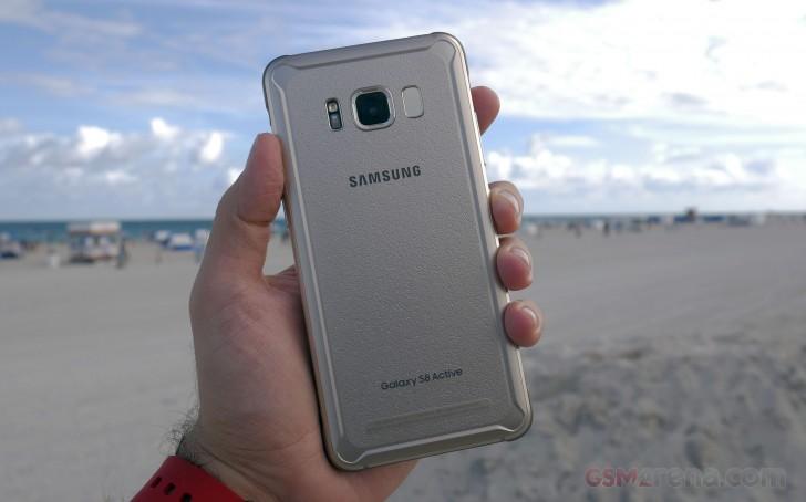 Samsung Galaxy S8 Active de T-Mobile recibe Android Oreo