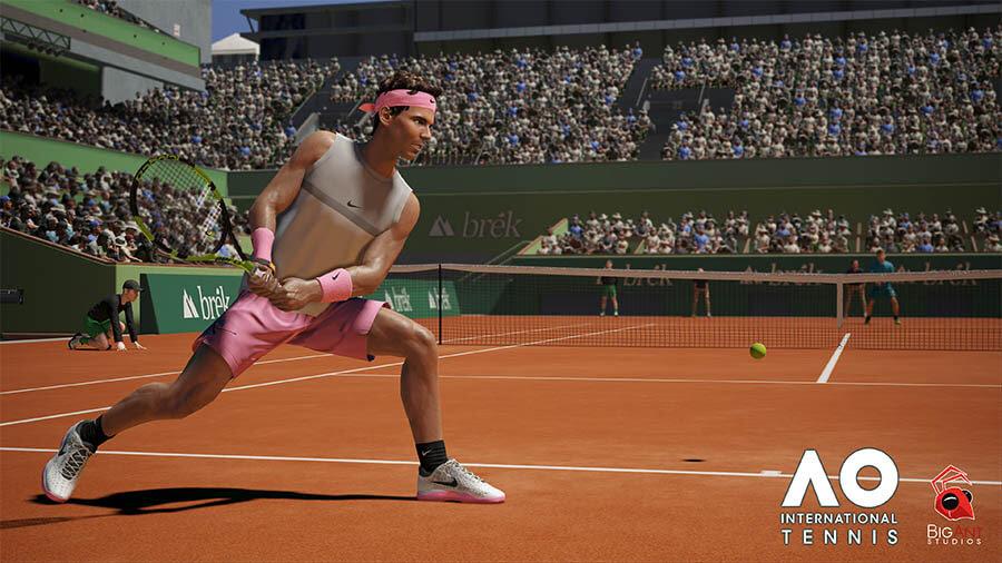 NP: AO International Tennis muestra su completo editor de prendas y accesorios deportivos