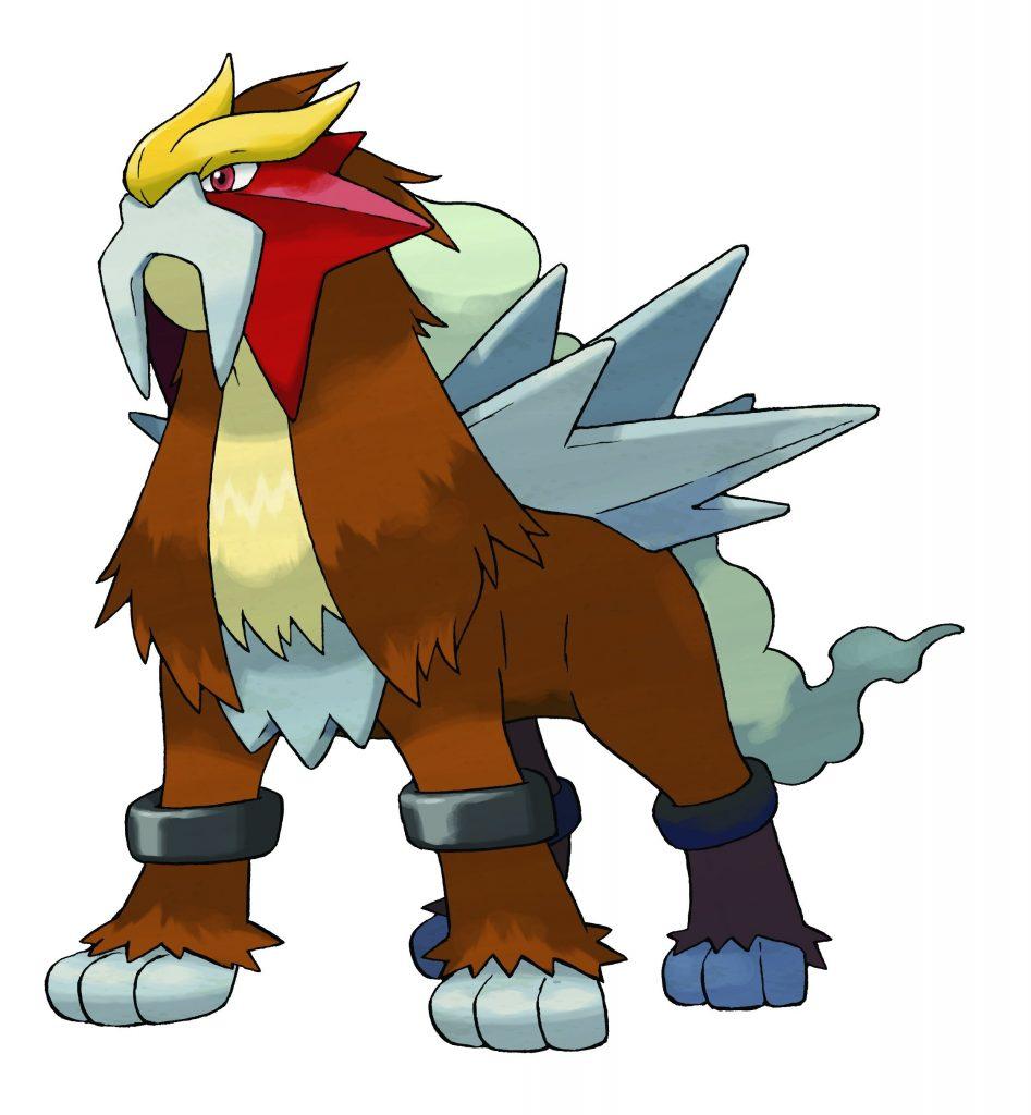 NP: Los Pokémon legendarios Entei y Raikou llegan en abril por medio de una distribución vía Internet