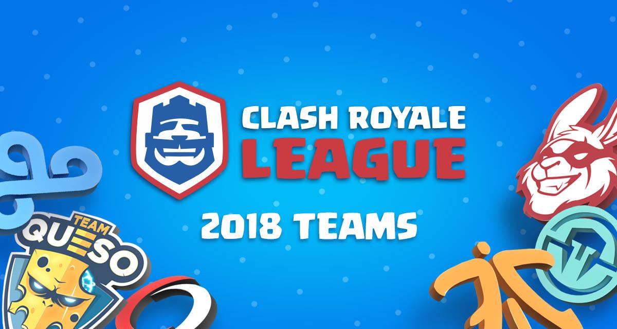 NP: Llega la competición por equipos a la mayor competición de esports para móviles: la Clash Royale League (CRL)