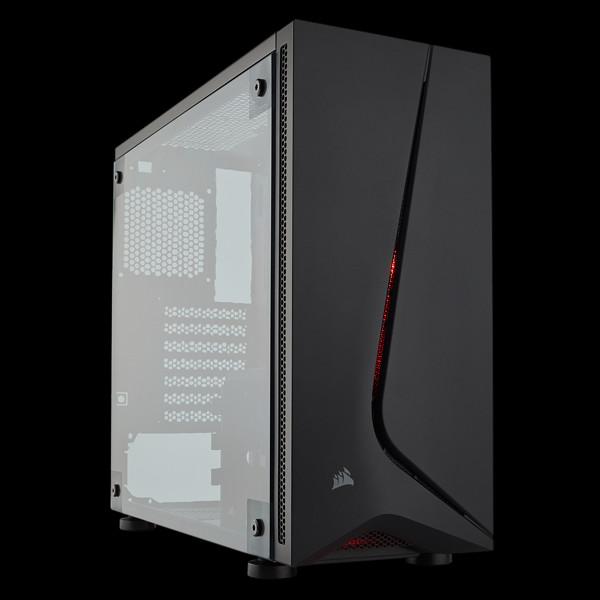 Corsair lanza su nueva, económica y atractiva torre Carbide SPEC-05