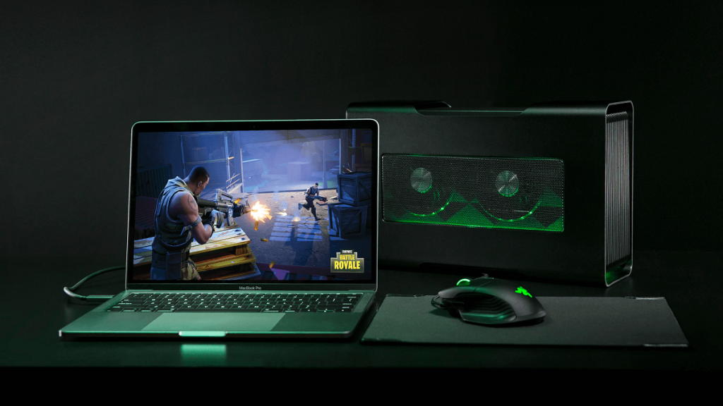 NP: Razer Core X proporciona el impulso gráfico definitivo para los portátiles. Más espacio, más potencia y más barato