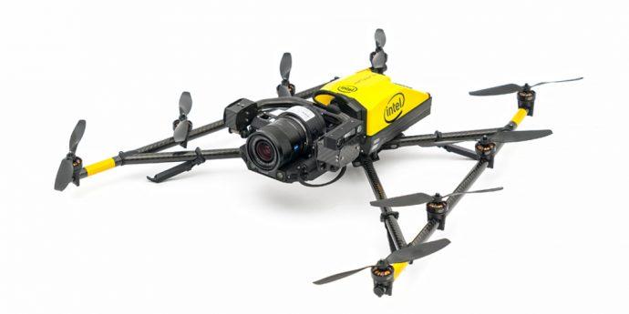 NP: Intel revela soluciones de software de drone que permiten a los negocios alcanzar todo el potencial del Aereal Data