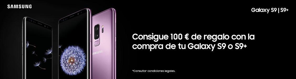Ofertas: Promoción Samsung Galaxy S9 en PCComponentes