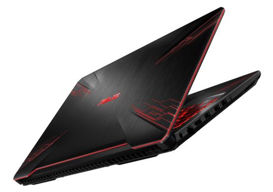 NP: ASUS presenta el TUF Gaming FX504
