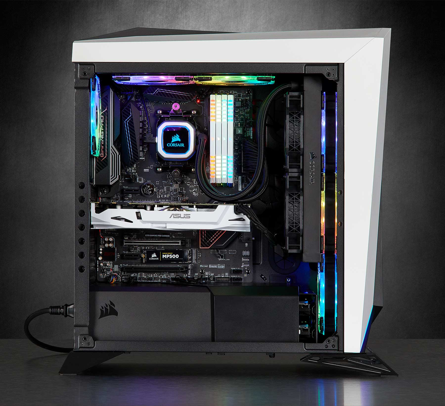 NP: El SPEC definitivo: CORSAIR lanza el nuevo SPEC-OMEGA RGB