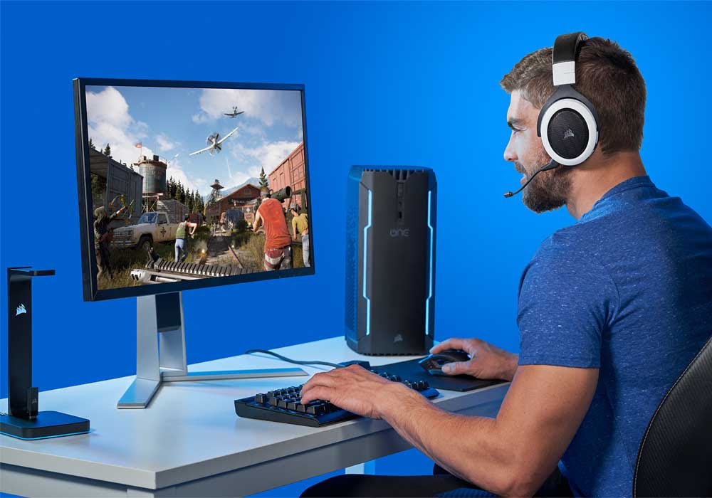 NP: Inalámbricos y perfectos para ganar. Presentamos los nuevos auriculares gaming de la serie CORSAIR HS70 WIRELESS