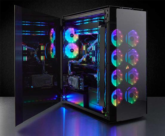 NP: El tamaño sí importa, CORSAIR lanza Obsidian 1000D, el superchasis para PC