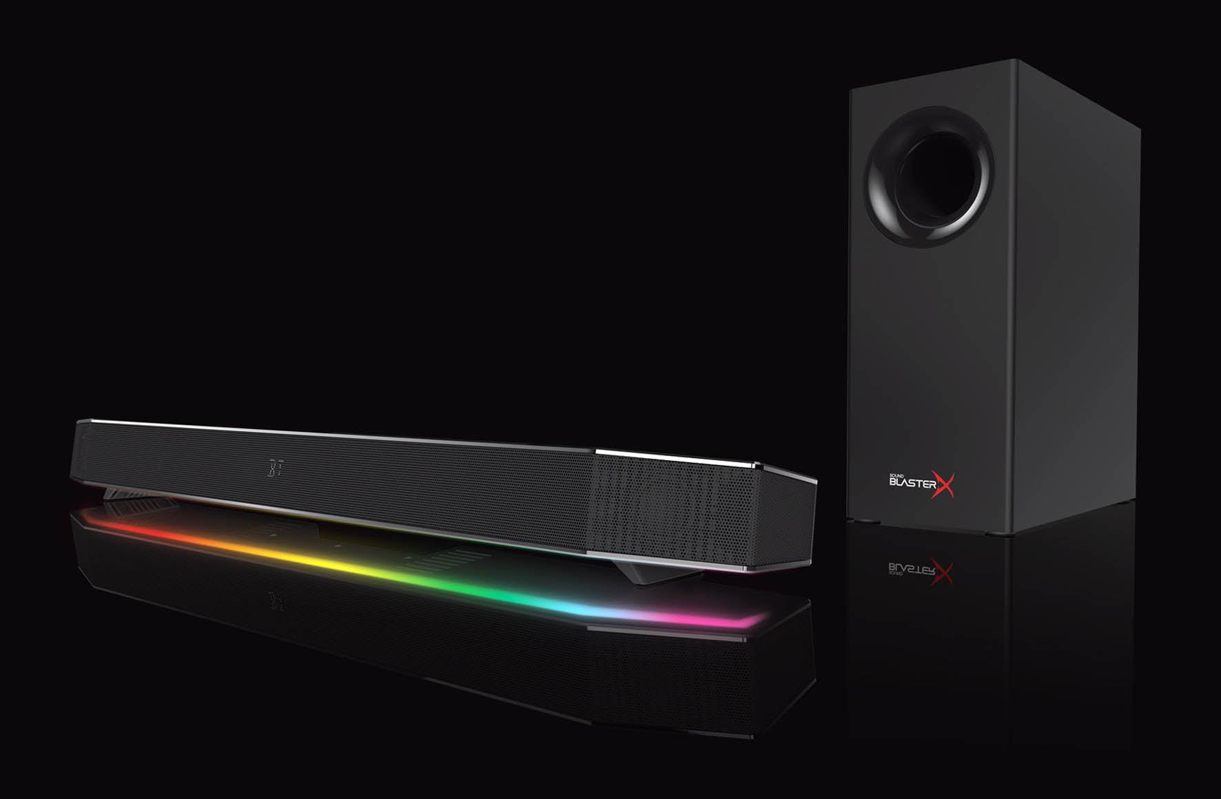 NP: Los periféricos Sound BlasterX nominados en tres categorías por la European Hardware Association