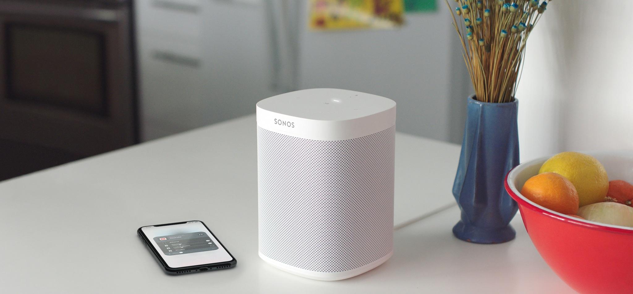 NP: Te presentamos Sonos Beam: el altavoz inteligente más versátil del mundo para la tele y la música