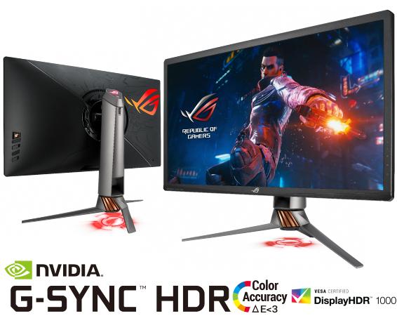 NP: El monitor de gaming ROG Swift PG27UQ llega a las tiendas ahora en junio