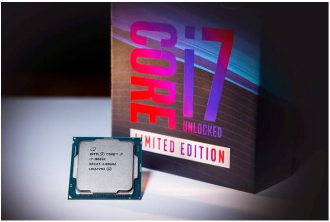 NP: ¡Feliz cumpleaños, 8086! El procesador i7-8086K de la 8ª generación de procesadores Intel® Core™ (edición limitada) ofrece la mejor experiencia en juegos