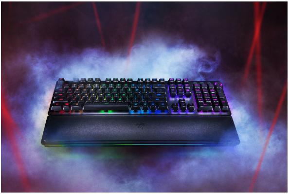 NP: El teclado Razer Huntsman ofrece un rendimiento a la velocidad de la luz con su nueva tecnología de Switches