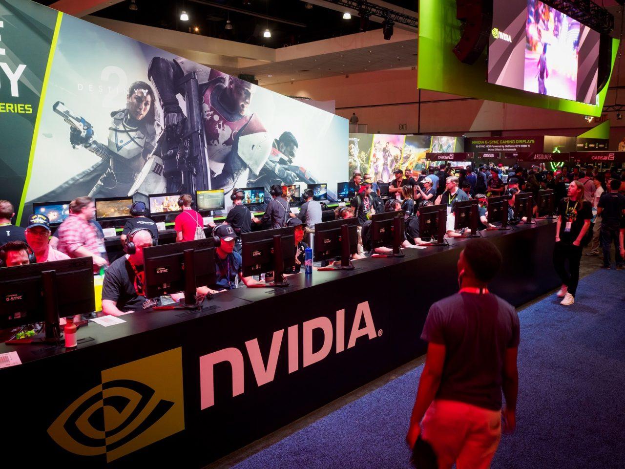 NVIDIA muestra unas cuantas novedades durante el E3 2018