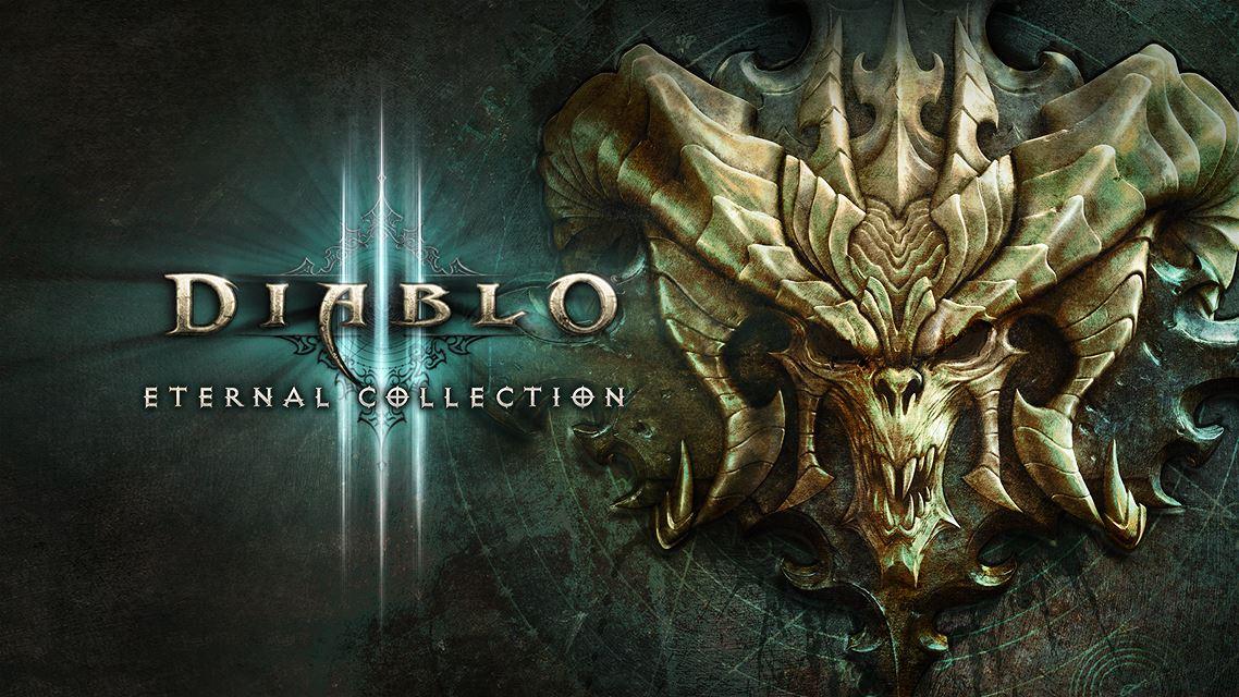 Diablo III: Eternal Collection disponible en tiendas el 26 de junio