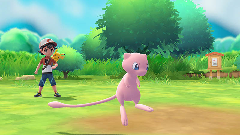NP: Desveladas novedades para Pokémon: Let's go, Pikachu! y Pokémon: Let's go, Eevee! en el E3 2018