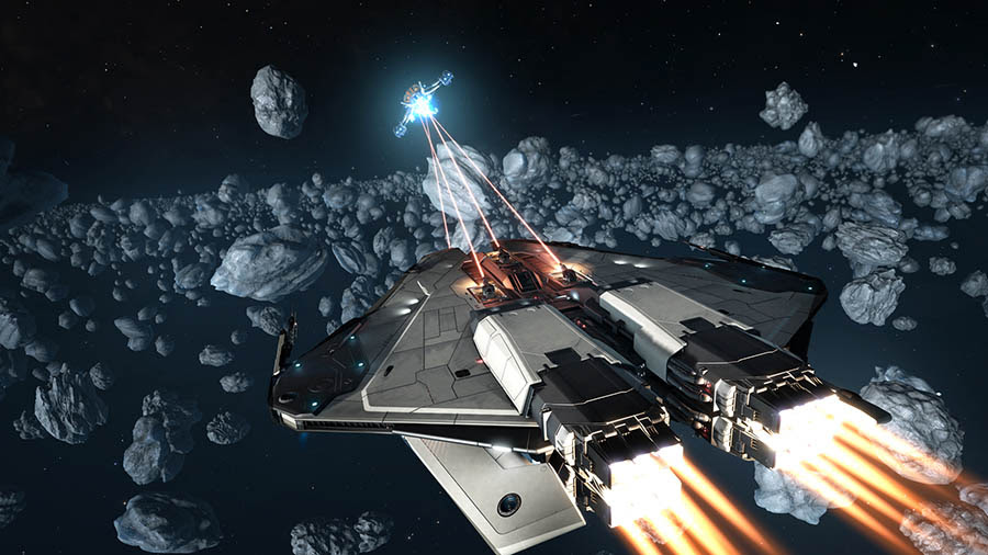 NP: Hoy se lanza el DLC gratuito: Elite Dangerous: Beyond ­Chapter Two