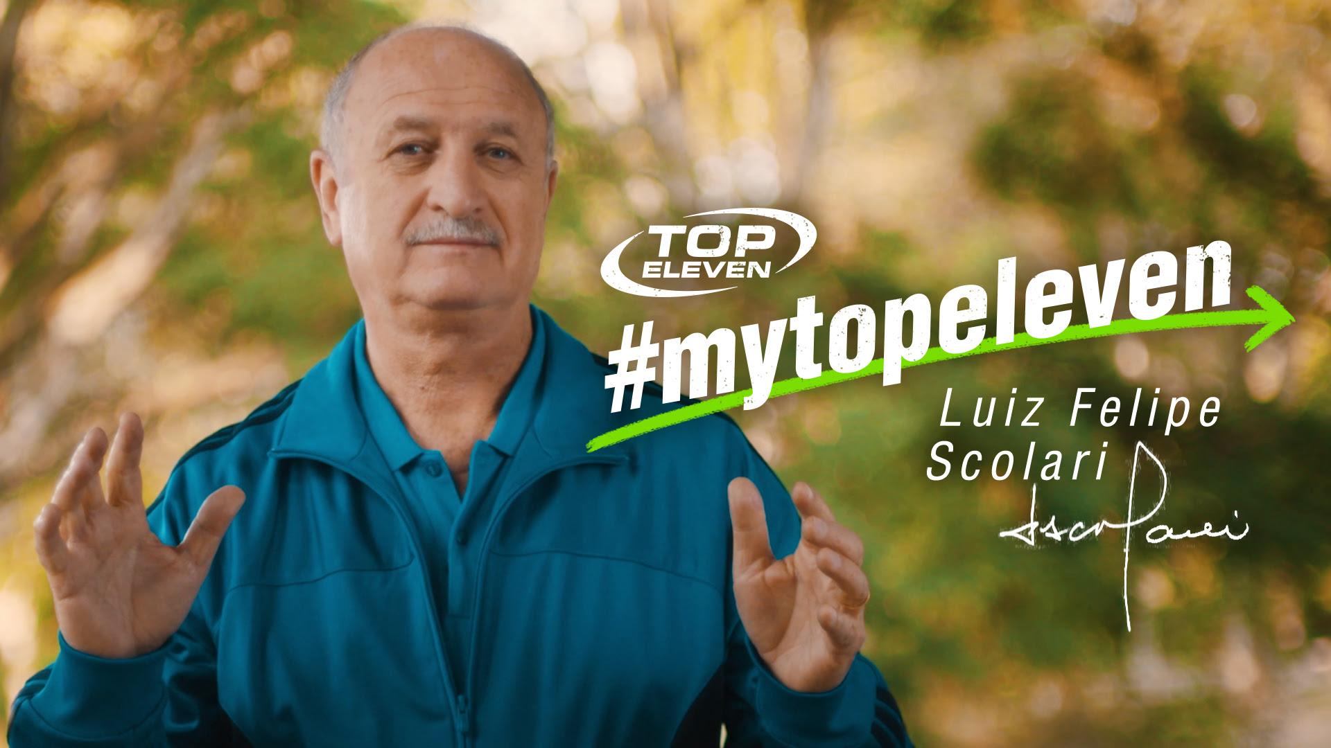 NP: El célebre entrenador brasileño, Scolari, escoge a 6 jugadores de La Liga española para su selección ideal