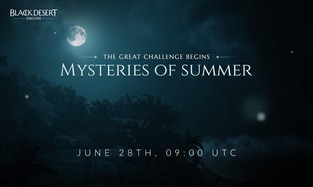 """NP: El evento """"Misterios Estivales"""" llega a Black Desert Online y está inspirado en Ready Player One"""