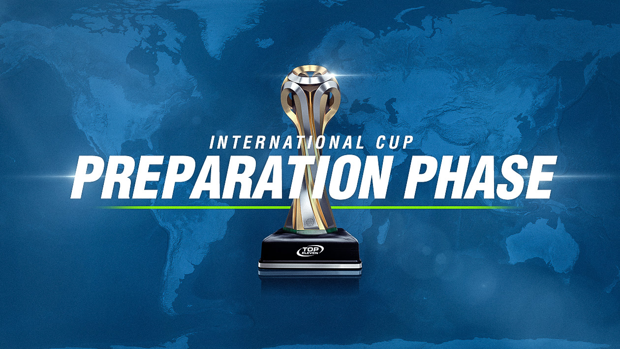 NP: Lleva tu país a la gloria del fútbol con Top Eleven y consigue el trofeo más preciado del mundo