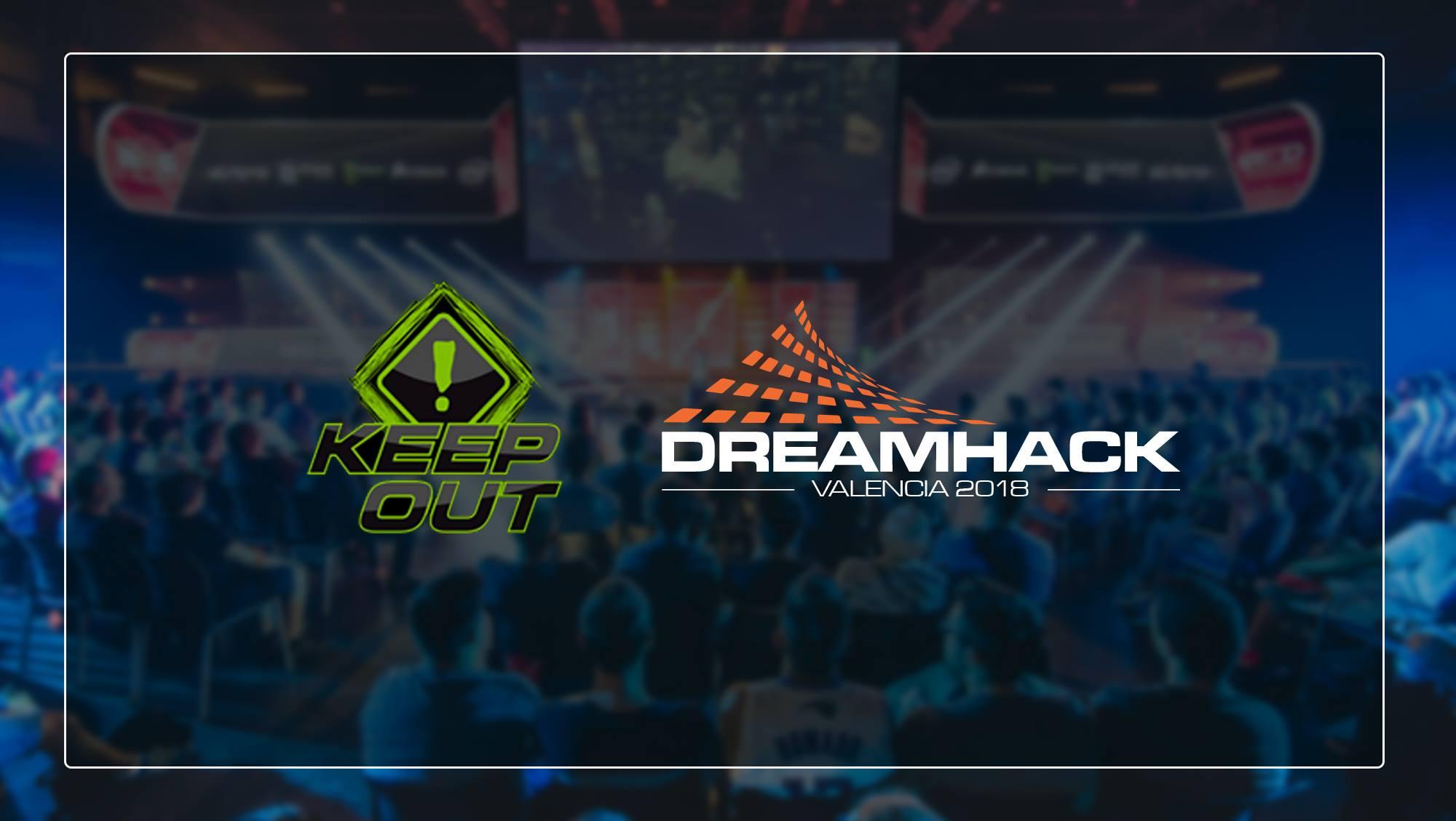 Fanáticos del Hardware en la DreamHack 2018