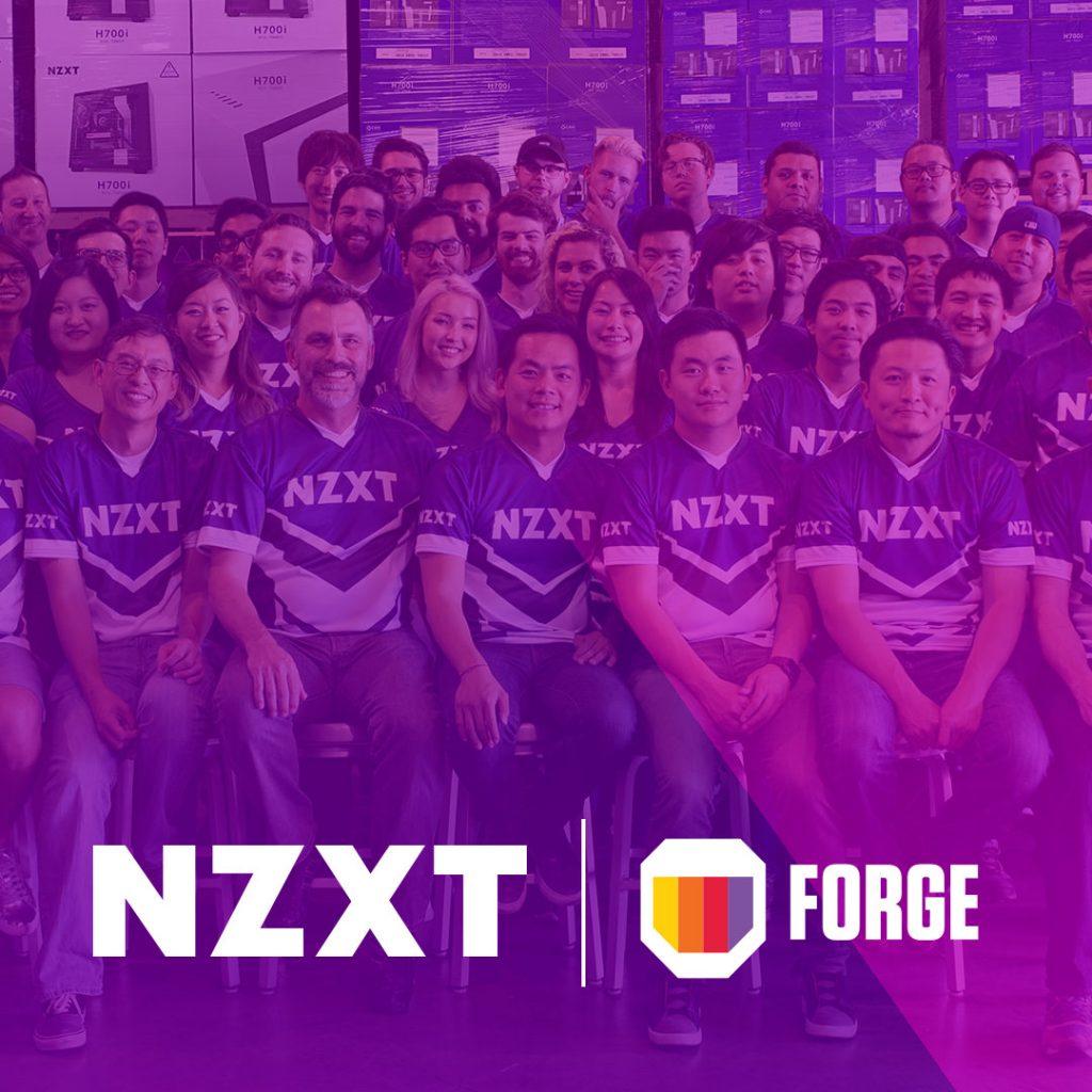 NP: NZXT adquiere la empresa Forge