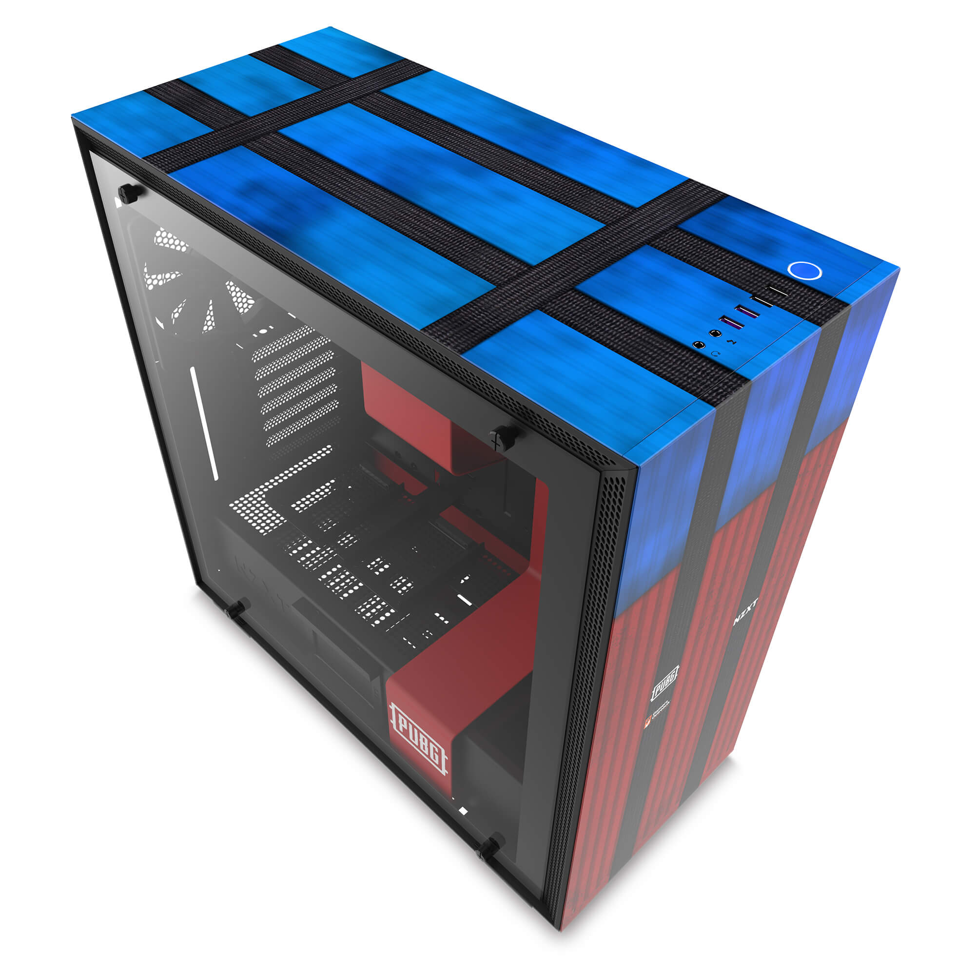 NP: NZXT presenta CRFT, productos gaming customizados