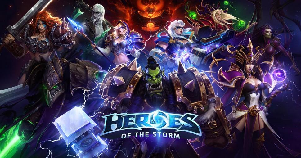 Ya disponible el nuevo parche para Heroes of the Storm
