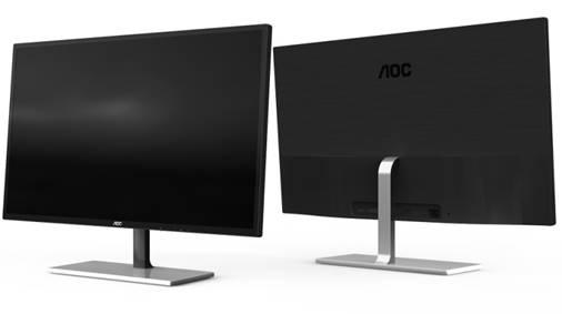 NP: AOC presenta su nuevo monitor Q3279VWFD8