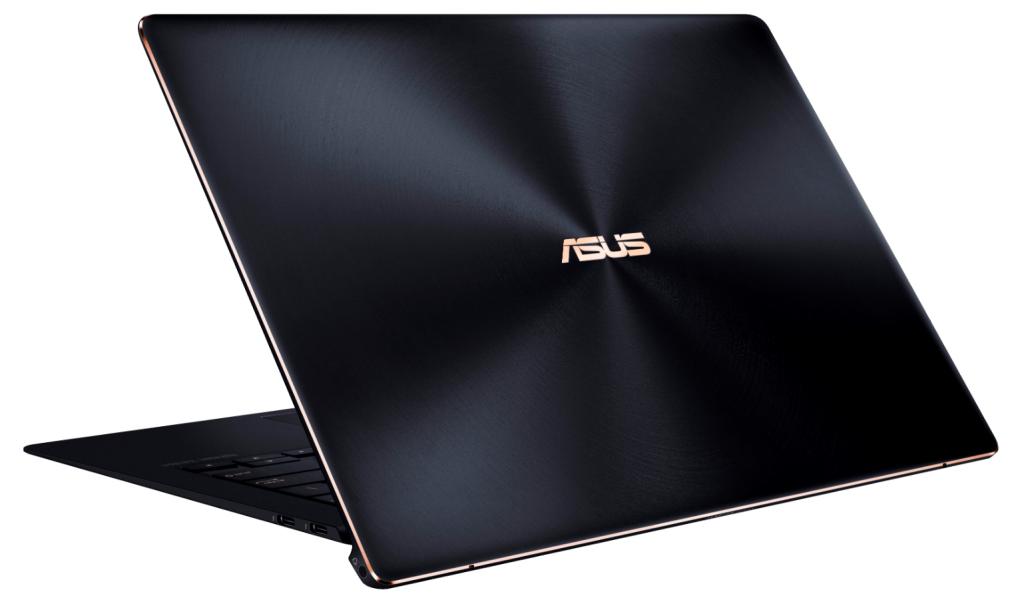 NP: ASUS presenta el ZenBook S (UX391)